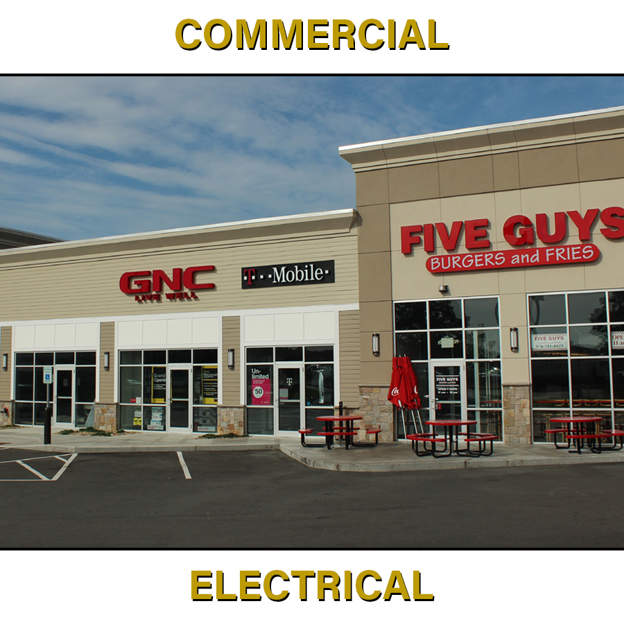 COMMERICIAL-ELECTRICAL